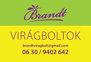 Brandt Virág-ajándék