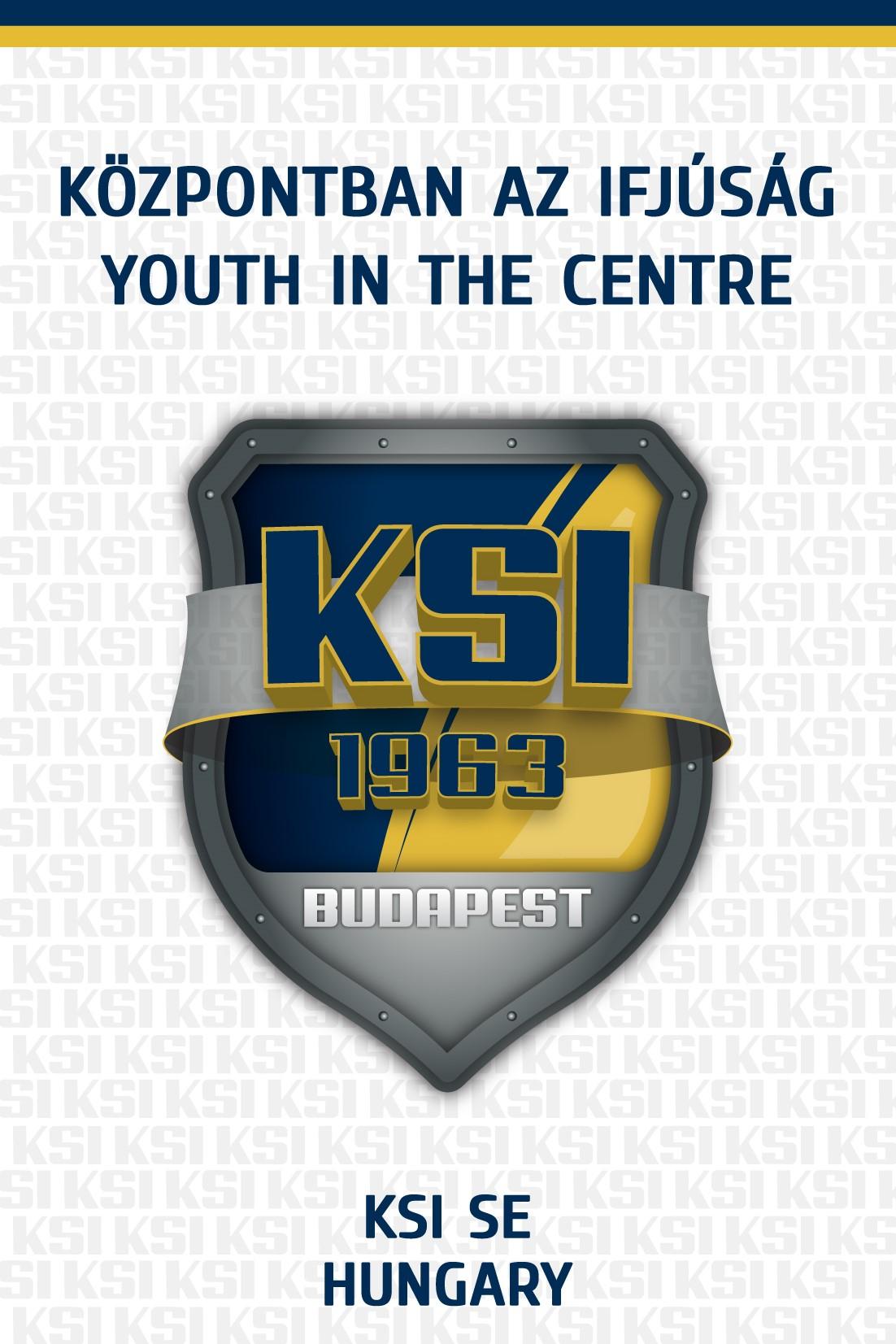 KSI - Központban az ifjúság